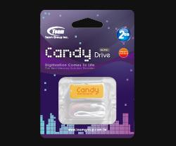 Ładne, kolorowe i modne - pendrive'y Candy (SC 901)