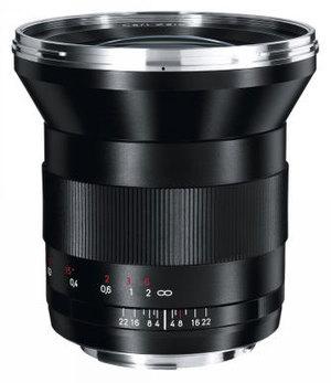 Kolejny Zeiss dla Canona - Carl Zeiss Distagon T* 2.8/21 ZE