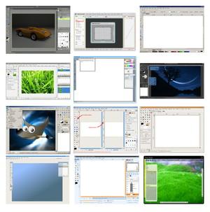 Zmiany w layoucie GIMPa - ukłon w stronę zwolenników jednego okienka