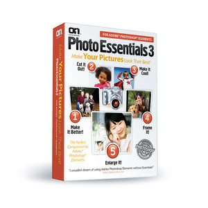 Photo Essentials 3 ze wsparciem dla Photoshop Elements 8