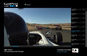 Ekstremalne wakacje testerów GoPro HD Hero