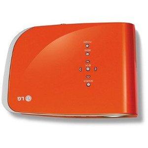 Miniaturowy projektor LG HS200G