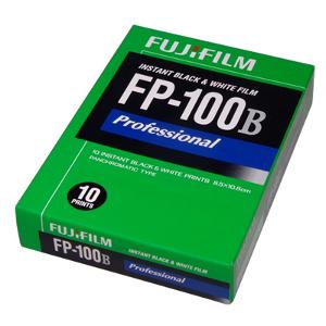 Fujifilm FP-100B 4x5 - powrót do przeszłości
