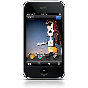 Kolejna fotograficzna aplikacja dla produktów Apple - Ubermind Best Camera dla Apple iPhone i Apple iPod Touch