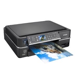 Epson Stylus Photo PX710W - bezprzewodowo i wielofunkcyjnie z wydrukami foto