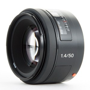 TEST: Sony 50 mm F1.4