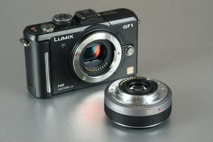 Panasonic Lumix DMC-GF1 - pierwsze wrażenia i przykładowe zdjęcia plenerowe