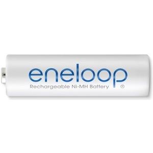 Akumulatorki Sanyo Eneloop o ogromnej żywotności