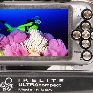 Ikelite - nowe obudowy podwodne dla IXUSów 120 i 200