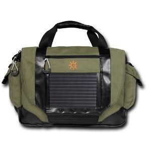 Plecak i torba naładują akumulatorki aparatu i komórki