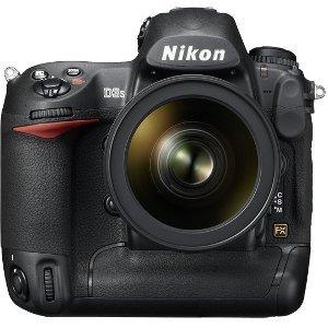 Nikon D3S: premiera