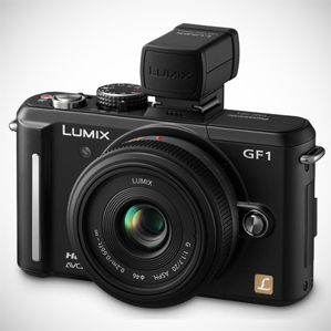 Panasonic Lumix DMC-GF1 już w sprzedaży