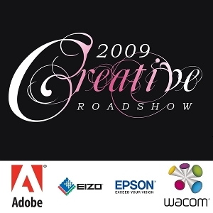 Creative Roadshow 2009 - Adobe, Epson, Eizo i Wacom w Krakowie