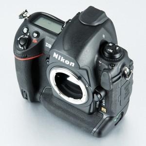 Nikon D3S - pierwsze spojrzenie