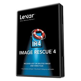 Lexar Image Rescue 4 - odratuj swoje zdjęcia