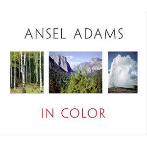 Fotografie Ansela Adamsa w kolorze