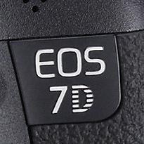 Wada fabryczna w Canonie EOS 7D