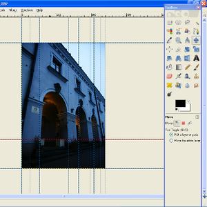 Jak poprawić perspektywę w GIMPie i Photoshopie?