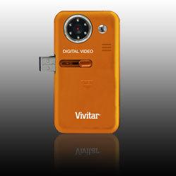 Kieszonkowa, wodoodporna kamera Vivitar DVR 510 z nagrywaniem w podczerwieni za 50 dolarów