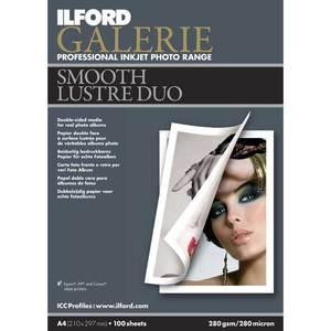 Galerie Smooth Lustre Duo 280gsm - profesjonalny papier do drukarek atramentowych od Ilforda