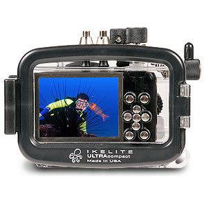 Ikelite: nowa obudowa podwodna i adapter do Canonów