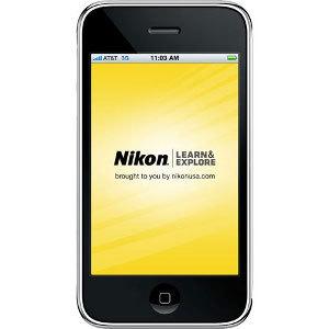 Nikon Learn and Explore - fotograficzna aplikacja dla iPhone