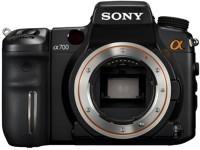 Recenzja: Sony Alpha 700