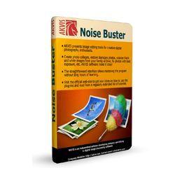 Redukcja szumów w komputerze - Akvis Noise Buster 7.0