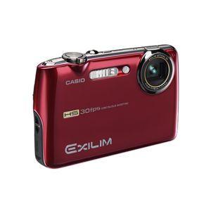 Aparat kompaktowy dla... golfistów - Casio Exilim HS EX-FS10S