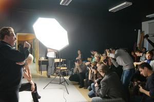 Cyfrowa Kreacja Obrazu w Warszawskiej Szkole Filmowej - relacja