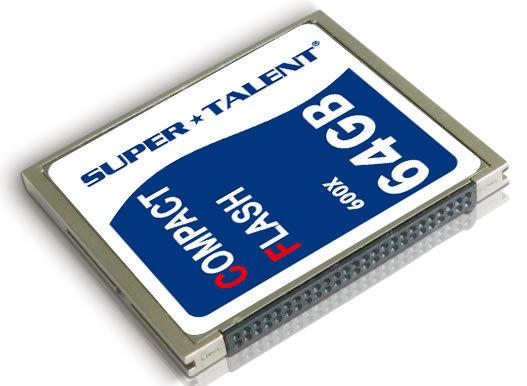 Nowe Karty Cf Od Super Talent 64 Gb I Predkosc 600x Swiatobrazu Pl