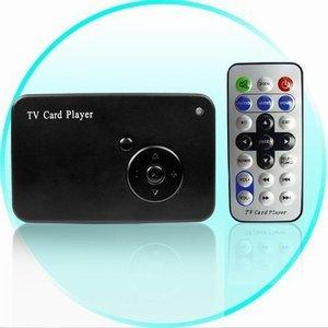 USB TV Card Player - zdjęcia i filmy z kart pamięci na ekranie telewizora