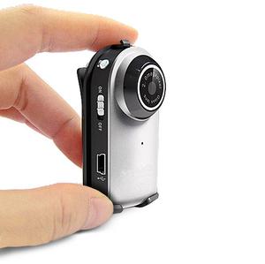 """Szpiegowska"" kamera aktywowana głosem - Brickhouse Security Mega Mini Spy Camera"