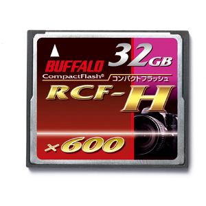 Buffalo RCF-H - kolejne CFy z prędkością zapisu 90 MB/s