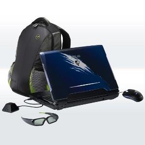 Pierwszy laptop ASUSa z trójwymiarowym wyświetlaczem - G51J 3D