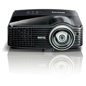 BenQ MP 782ST - pierwszy panoramiczny projektor Short Throw