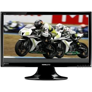23-calowy monitor HANNspree HF237HPB z rozdzielczością Full HD i kontrastem dynamicznym 15000:1