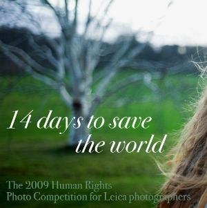 Konkurs dla... fotografujących Leikami: 14 days to save the world