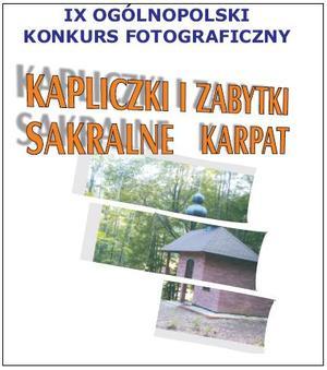 Sfotografuj kapliczki w Karpatach