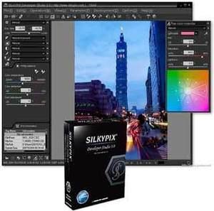 Silypix Developer Studio 4.0.27.2 i Pro 4.1.27.2 z obsługą Sigma SD14, DP1, DP1s, DP2, oraz Sony A500 i A550