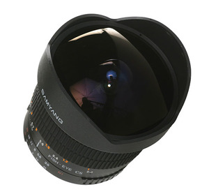 Obiektywy Samyang Video DSLR z lustrzankami Canon, Sony, Nikon i Pentax - Samyang 85mm f/1.4 IF MC Aspherical i Samyang 8mm f/3.5 IF MC Aspherical fish-eye