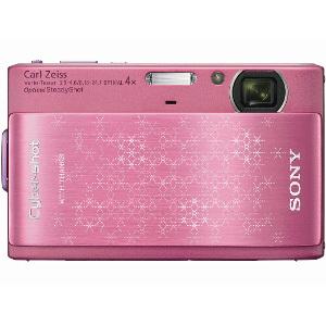 Sony Snowflake Cyber-Shot TX1 obsypany śniegiem