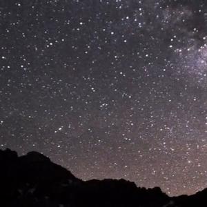 Alpejski time-lapse i Sonata Księżycowa