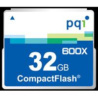 Karta CF PQI 600x z prędkością odczytu 93 MB/s