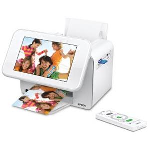 Drukarka fotograficzna i cyfrowa ramka w jednym - Epson PictureMate Show PM 300