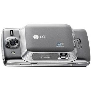 Komórka z projektorem - LG eXpo GW820