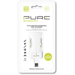 Ładowarka USB do baterii Pure Energy