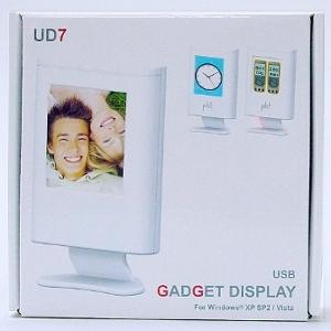 1,5-calowy ekran na USB - Luma Labs Gadget Display UD7