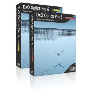 Aktualizacja DxO Optics Pro 6 do wersji 6.1