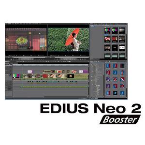 Tani system edycji nieliniowej - Thomson Grass Valley Edius Neo 2 Booster